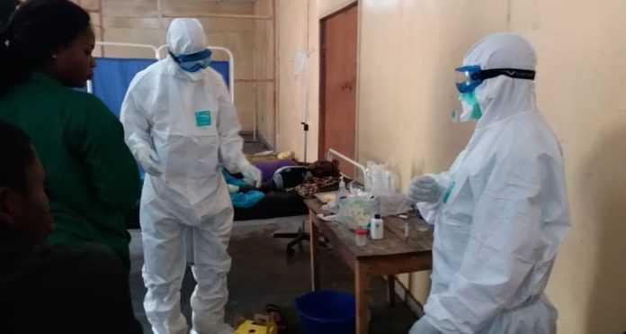 Les enfants touchés par l'épidémie d'Ebola en RDC — UNICEF