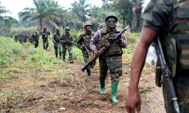 Est de la RDC : L'armée annonce avoir neutralisé un seigneur de guerre dans  le territoire de Masisi - Le Congo Libéré